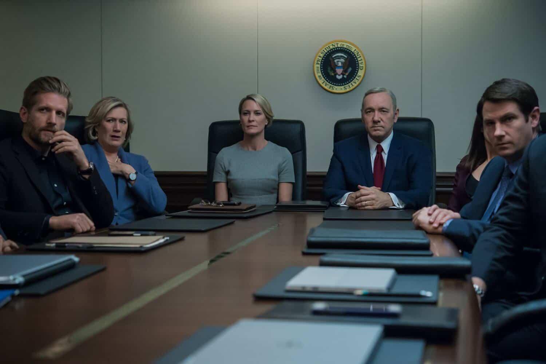 Netflix Original Series 2017