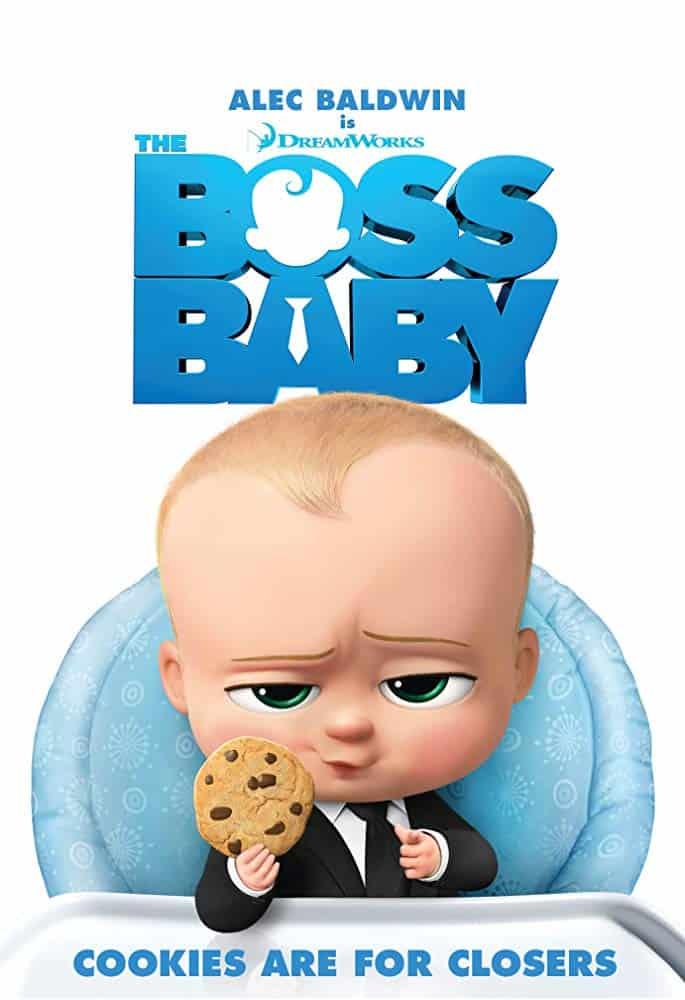 The boss baby in Netflix