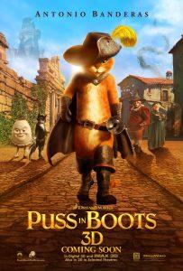 Puss in Boots in Netflix Australia