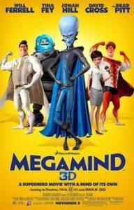 MegaMind in Netflix Australia
