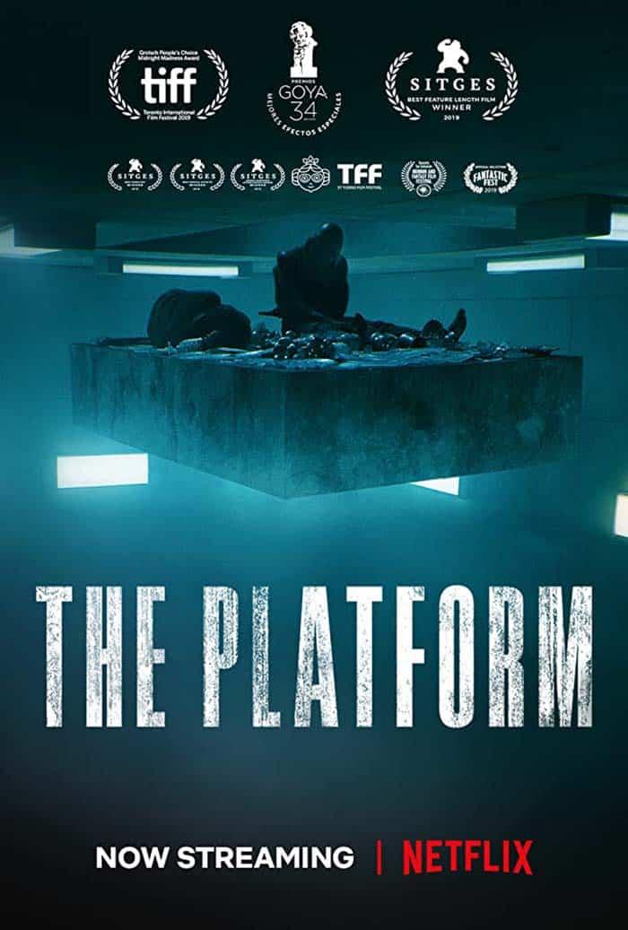 The Platform on Netflix