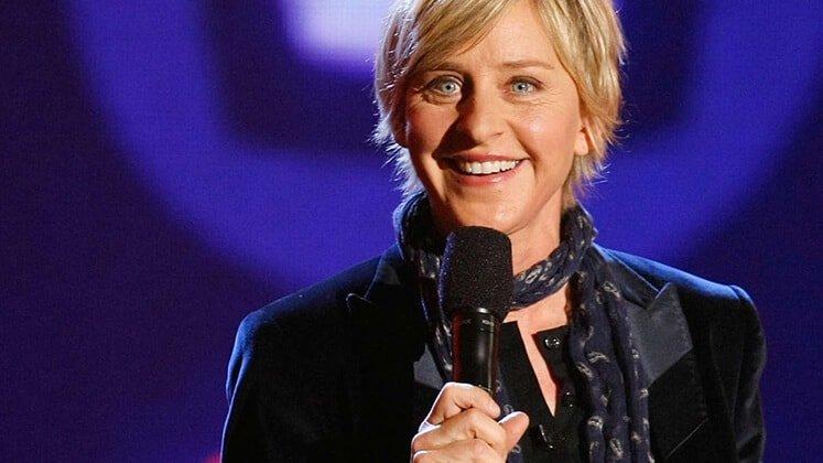 Ellen Degeneres Stand-Up Comedy