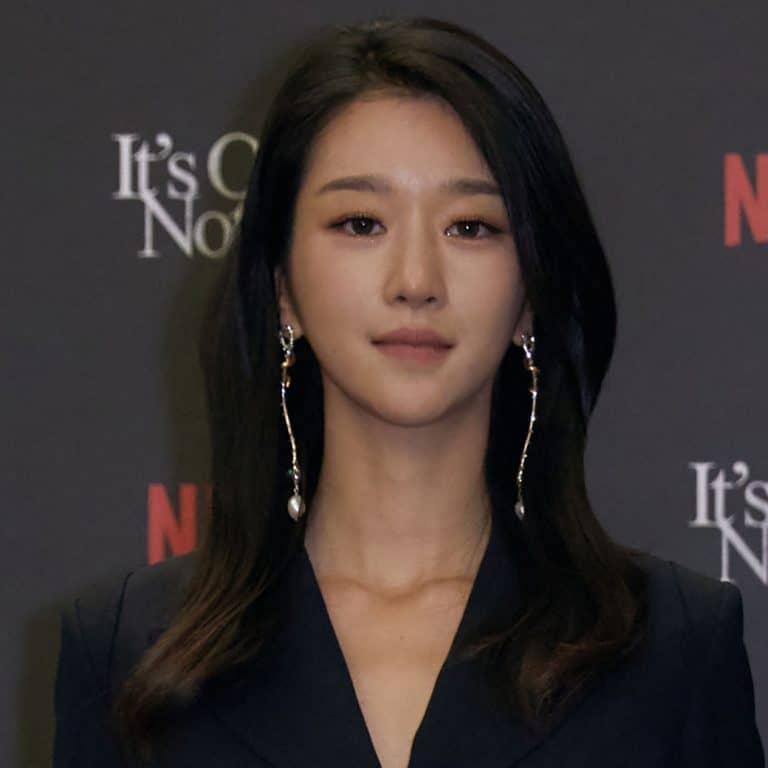 Seo Yea-ji Portrait